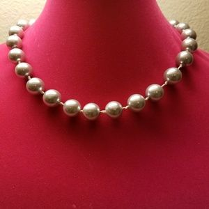 Jessica Parker Faux Pearls